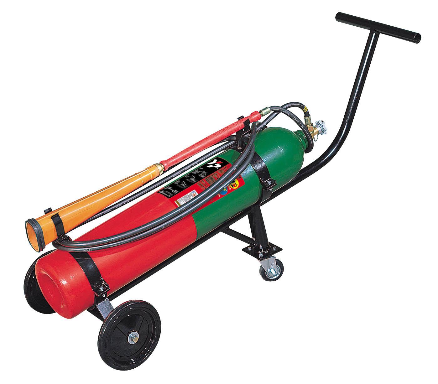二酸化炭素消火器 YC-50X