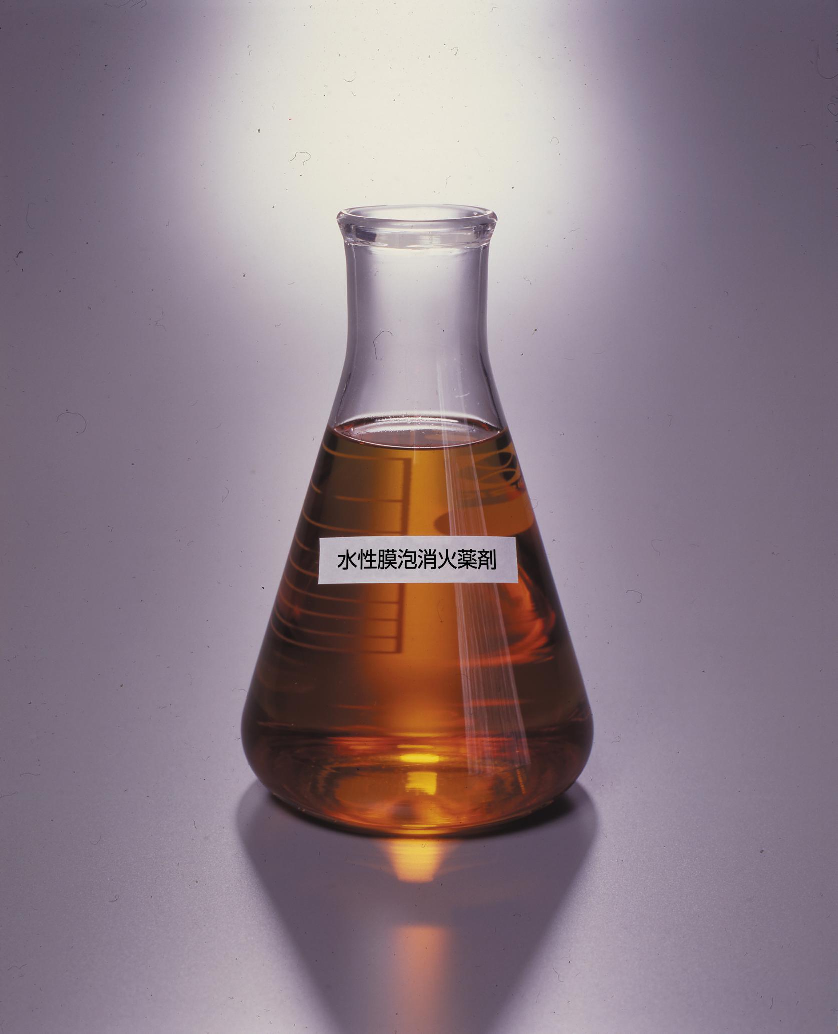 水成膜泡消火薬剤アルファフォーム310X
