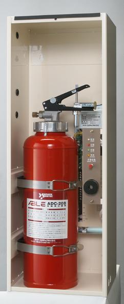産業機器用自動消火装置 エイブル