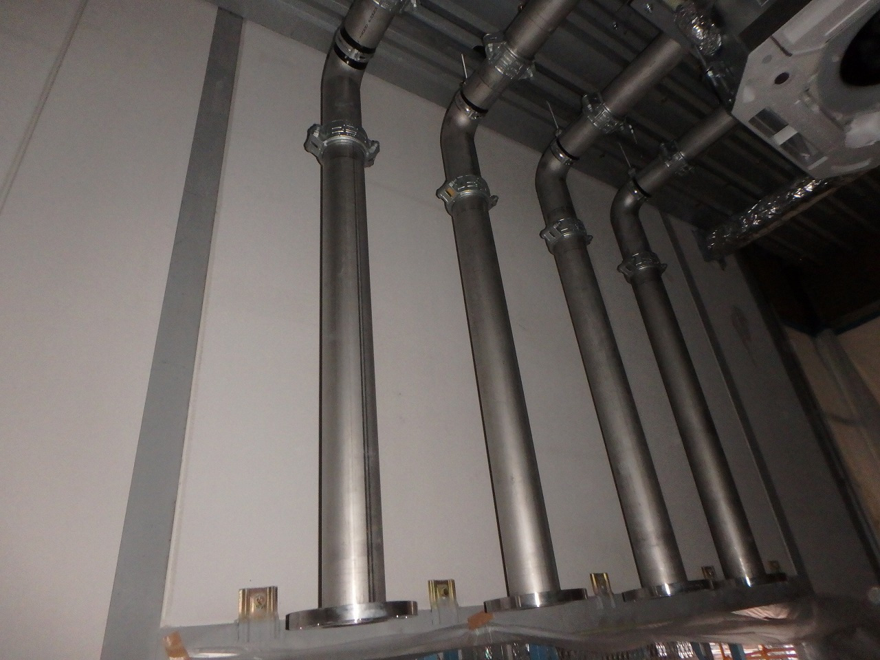 ステンレス鋼鋼管